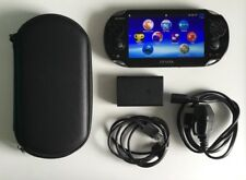 SONY PLAYSTATION PS VITA (PCH-1003 WI-FI MODEL WITH OLED SCREEN). HB0298062