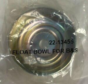 22-13455 13455 Rotary Carb Carburetor Float Bowl Fits Briggs & Stratton 221995