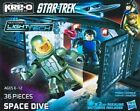 Star Trek Kre-O Space Dive Construction Set New & Sealed FREE SHIPPING