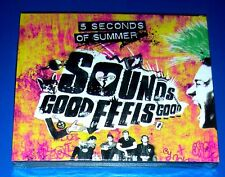 5 SECONDS OF SUMMER,  Sounds Good Feels Good, Deluxe edition, slipcase, SEALED
