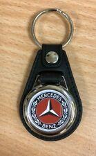 Mercedes Logo Medallion Keyring, Brand New