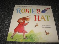 ROSIE'S HAT BY JULIA DONALDSON B/NEW SOFTCOVER