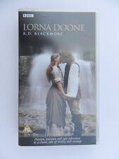VHS Video Kassette Lorna Doone R D Blackmore englisch