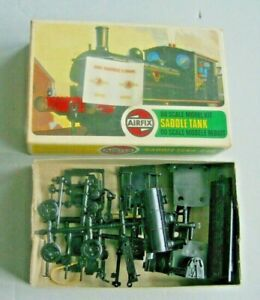 AIRFIX BR 0-4-0ST EX. ASPINALL L & Y UNMADE PLASTIC KIT  (LOT 257)