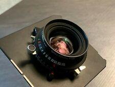 Schneider Apo-Symmar 135mm f/5.6 Lens Very Good Condtion