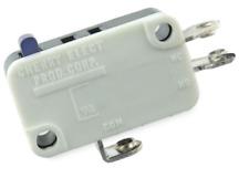 Cherry E22 Miniature Snap Action Switch, 3 Amp 125 250VAC 1/10 HP SPDT 125V AC V