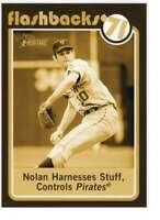Nolan Ryan 2020 Topps Heritage Baseball Flashbacks 5x7 Gold #BF-7 /10 Mets
