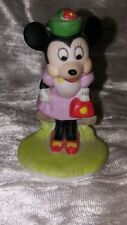 Minnie Mouse Porcelain Figurine from The Disney Collection Walt Disney Company