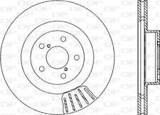 OPEN PARTS - Jeu de 2 disques de frein