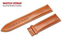 Brown Fits CITIZEN Watch Strap Band Genuine Leather 18-24mm For Buckle Clasp