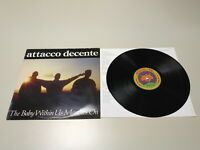 0220- ATTACCO DECENTE THE BODY WITHIN US MARCHES ON 88 LP VIN POR VG+/++ DIS NM