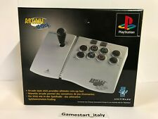 ARCADE STICK - PS1 PSX PLAYSTATION 1 - NUOVO UFFICIALE SONY - NEW OFFICIAL SONY