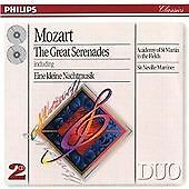 Wolfgang Amadeus Mozart - Mozart: The Great Serenades (1999) 2 cd