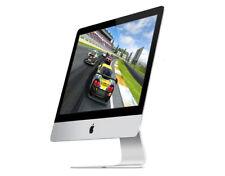 "Apple iMac 21.5"" Slim All in One Desktop Computer+ Microsoft Office Cracked Glas"