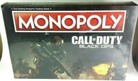 MONOPOLY CALL OF DUTY BLACK OPS Edition 2018 Hasbro USAopoly Board Game NEW!!