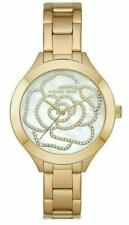 Michael Kors MK3992 Watch Women's Watch Crystal Yellow Gold New