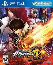 King of Fighters XIV - SteelBook Edition for PlayStation 4