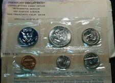 1965 U.S. SPECIAL MINT SET - FLAT PACK