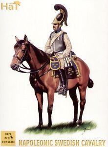 HaT 1/72 Napoleonic Swedish Cavalry # 8178
