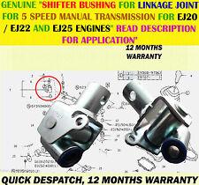 JDM FOR SUBARU GENUINE IMPREZA GC8 5 SPEED SHIFTER BUSHING LINKAGE JOINT OEM