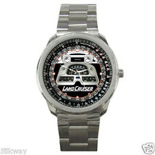 New Toyota Land Cruiser Speedometer Style Sport Metal Watch