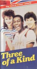 VHS: BBC THREE OF A KIND..DAVID COPPERFIELD-LENNY HARRY