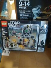 LEGO Star Wars Clone Scout Walker 20th Anniversary Edition 75261 Free Shipping