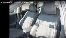 Scion iM Clazzio Leather Seat Covers