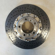 Original Porsche 911 997 GT2 GT3 TURBO BRAKE DISC PCCB Ceramic FRONT ROTOR LEFT