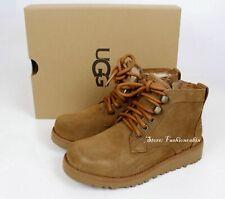 NEW UGG Banan Genuine Sheepskin Waterproof Sneaker Boots (Little Kid), Size 1