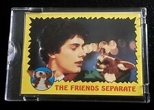 1984 Topps Vault Gremlins Proof Card Blank Back The Friends Separate Film Movie