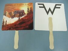 Weezer 2014 Everything Will Be Alright In The End Promotional Placard ~New~!