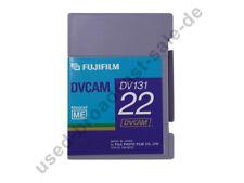 Fujifilm DV131 22 - DVCAM Kassette, NEU