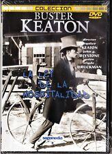 Buster Keaton: LA LEY DE LA HOSPITALIDAD, PAMPLINAS NACIÓ EL DÍA 13 y RELACIONES