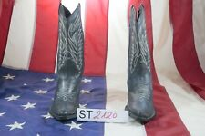Stivali Bee & Fly boots (Cod. ST2120) USATO N.39 DONNA pelle cowboy texani
