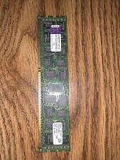 Kingston Server RAM 8GB 2x 4GB PC3-10600R ECC REG DDR3 1333 2Rx4 RDIMM Memory