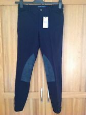 New women's green palermo ralph lauren riding hudson leggings jodhpur taille 10