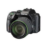 Pentax K-70 DSLR Camera With 18-135mm Lens Digital Camera Black BRAND NEW