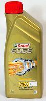 CASTROL EDGE 5W-30 PETROL FULLY SYNTHETIC ENGINE OIL - 1 LTR