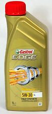 CASTROL EDGE 5W-30 PETROL FULLY SYNTHETIC ENGINE OIL - 1 LTR