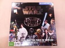 Family Feud Disney Star Wars Board Game - New in Box