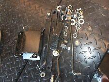 WEEDEATER ONE REAR ENGINE RIDER BRIGGS WE261:: MISC. DECK HANGERS