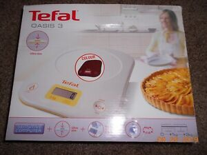Tefal Oasis 3 Scale