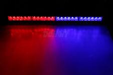 "24 LED Police Strobe Light Bar Emergency Beacon Safety Warning Flash Light 24"""
