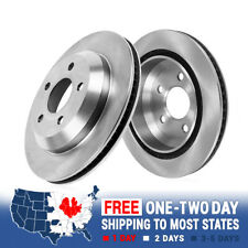 F+R Cross Drilled Rotors /& Ceramic Pads for 2005-2009 Land Rover LR3 4.4L engine