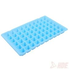 Mini 60 Block Plastic Stackable Freezer Tray Ice Cube Party Chocolate Drink Mold