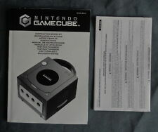 NINTENDO GAMECUBE IM-DOL-EUR-5 console instruction booklet NL Eng Deu Fra Ita