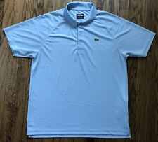 New Lacoste Sport Men's Short Sleeve Polo Size XL