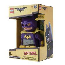 Lego The Batman Movie Batgirl Alarm Clock 9009334 Fast Ship