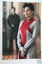 Sarita Choudhury  signed Hunger Games Foto Autogramm / Autograph in Person